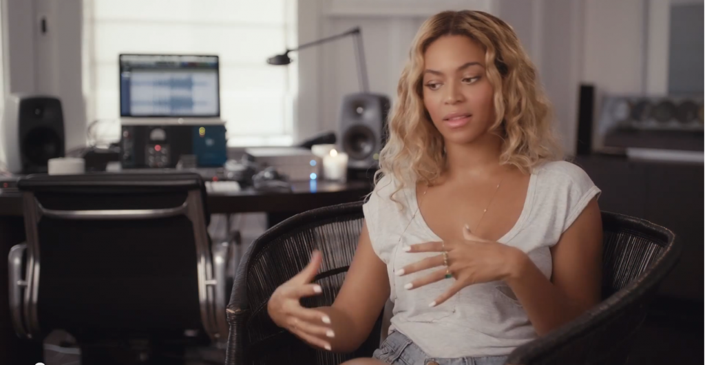Beyoncé Strives For Imperfection (in Others)