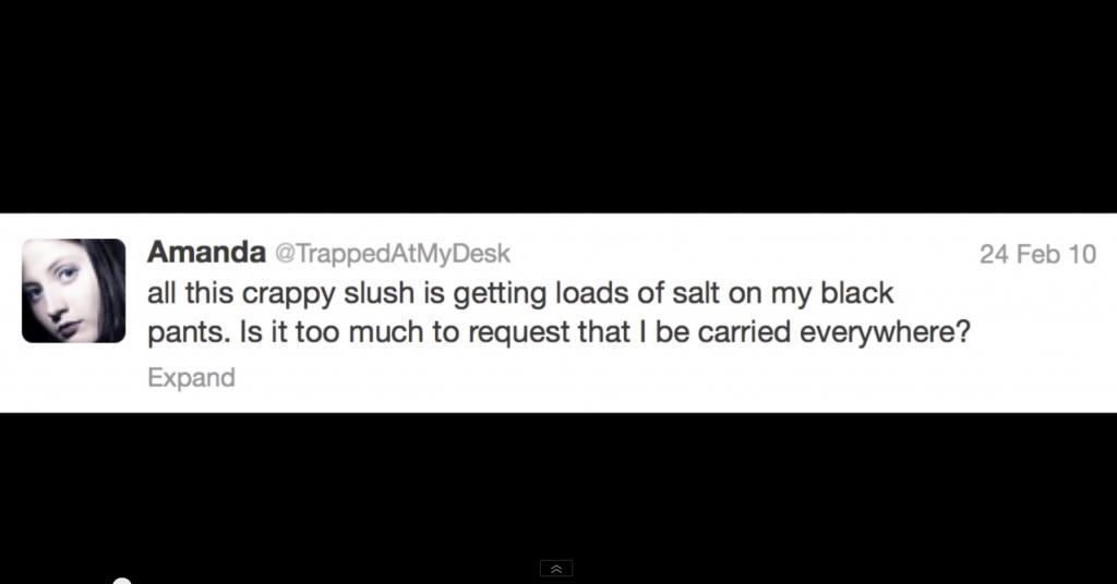 The Tweets We Leave Behind