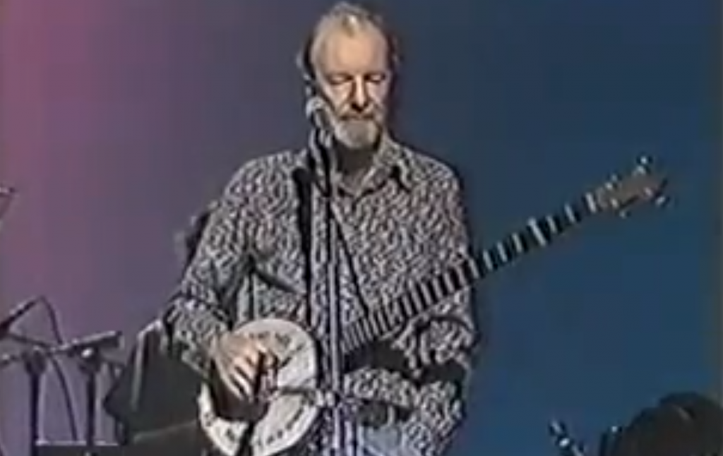 Pete Seeger, Folk Hero and Feminist Linguist