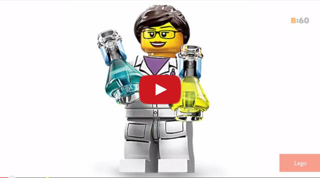 Who is Lego's New Female Scientist?