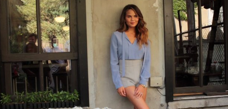 Chrissy Teigen Is Too Fat For Forever 21