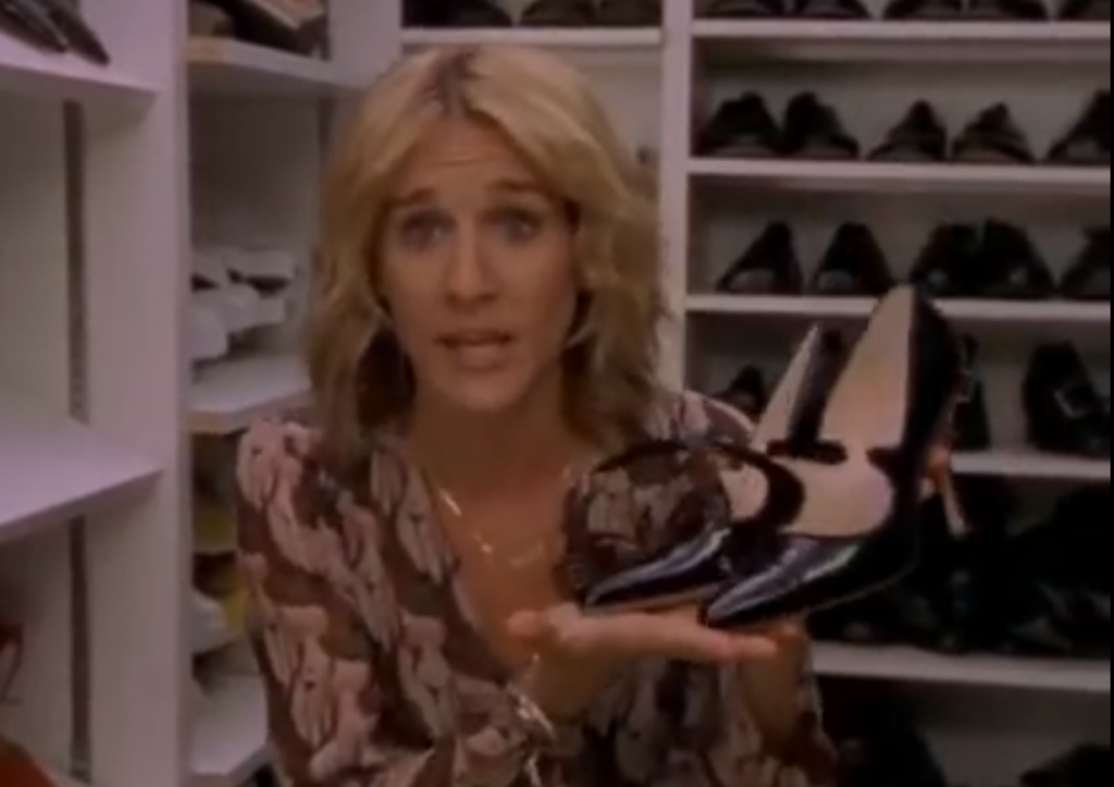 Every Brand Ever Mentioned on Sex And The City
