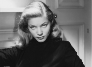 Lauren Bacall On How She Got \