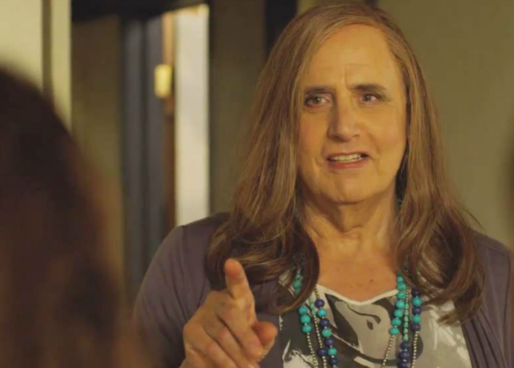 The TRANSPARENT TRAILER is HERE!