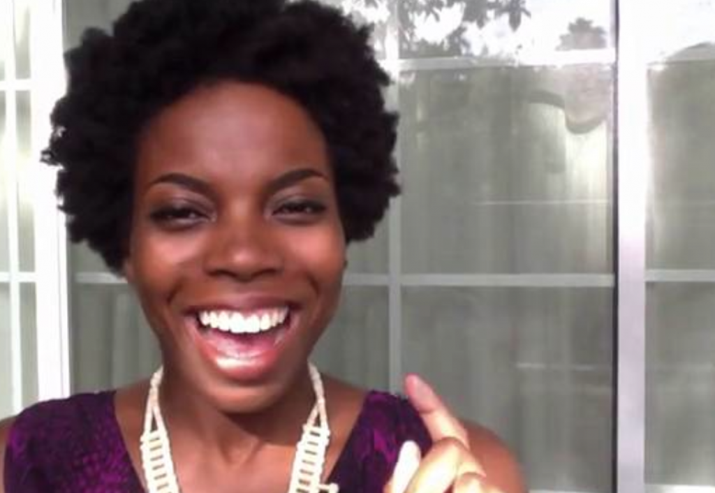 Sasheer Zamata's Advice To Teenage Girls