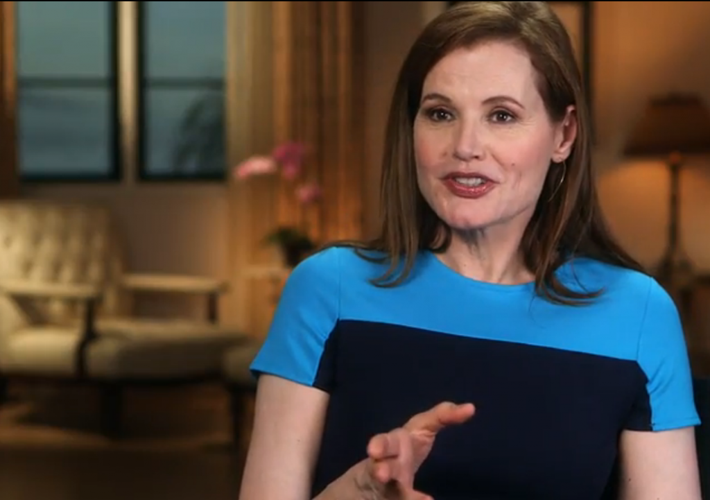 Geena Davis is Moving the Needle