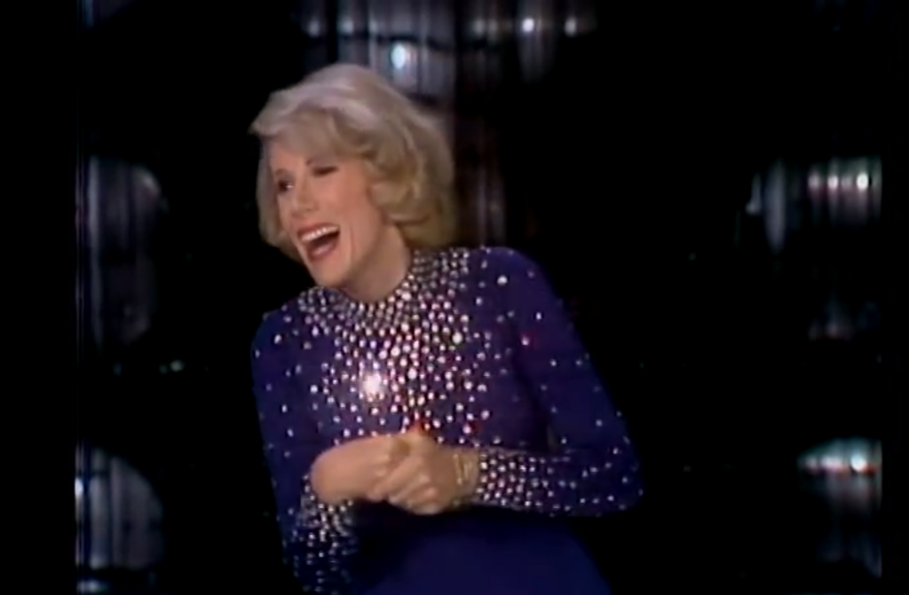Joan Rivers on The Carol Burnett Show