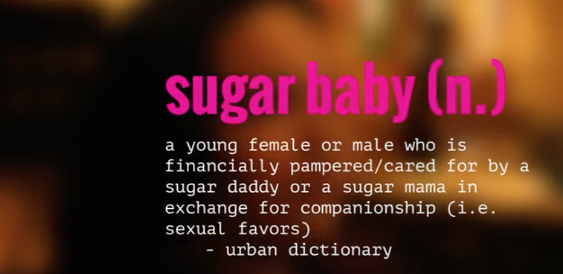 The New Sugar Dating Economy