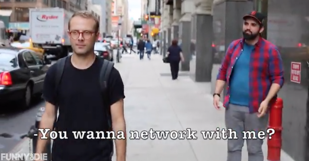 The Inevitable Male Version of the Catcall Video