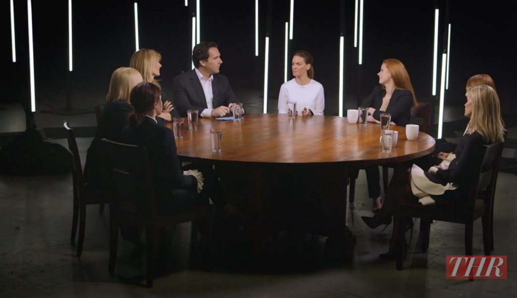 Golden Globe Actresses Roundtable