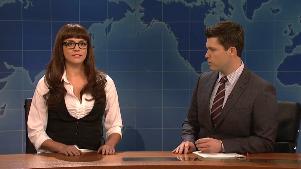 SNL Skewers Female Roles in Male-Driven Comedies