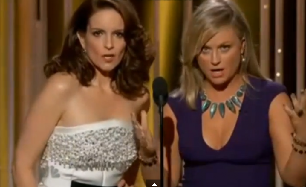 Tina and Amy\'s Golden Globes Opening Monologue