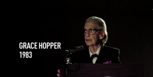 Grace Hopper Is Your Computers Mom