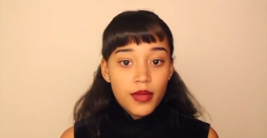 Amandla Stenberg Gets Real About Cultural Appropriation