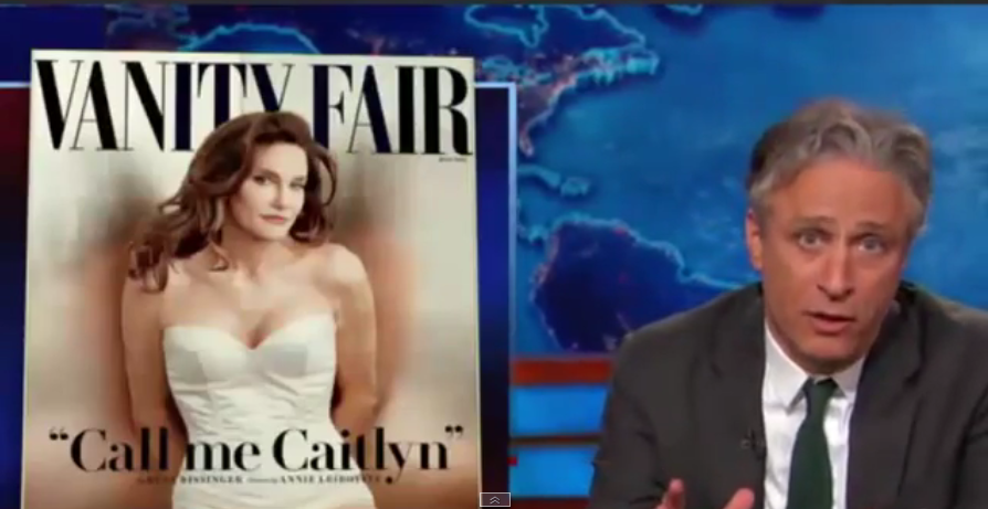 Say Hello To Sexism, Caitlyn Jenner