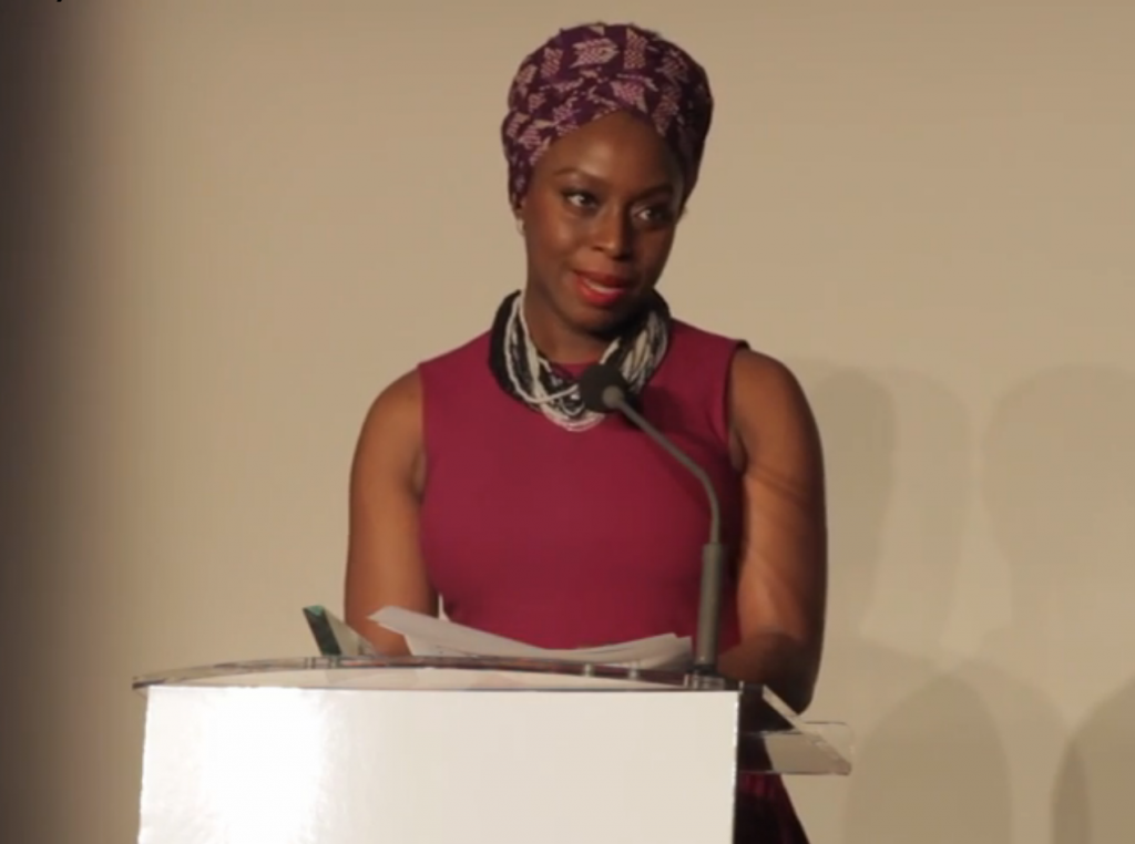 Chimamanda Ngozi Adichie Has Some Advice For You, and She Doesn't Care if You Like It.