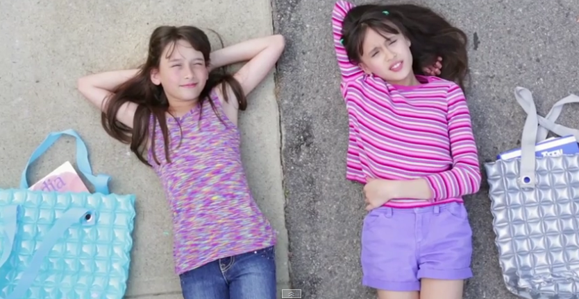 A New Short Film Explores the Moment Girls are Told They Need to Wear a Bra