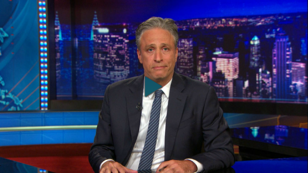 Jon Stewart Says What We're All Thinking About Charleston and America