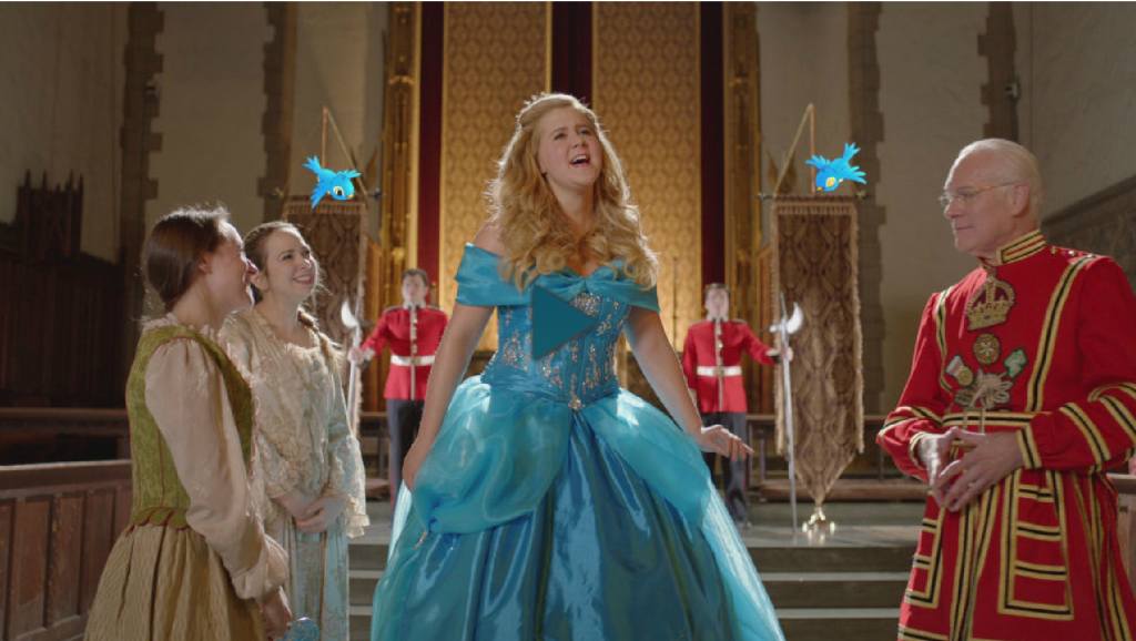 Amy Schumer Destroys the Princess Fantasy in 3 Minutes