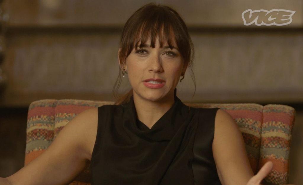 What Rashida Jones Really Thinks About Porn