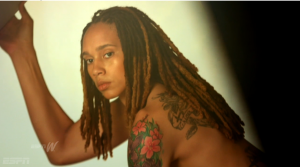 Brittney Griner: Comfortable in Her Own Skin.
