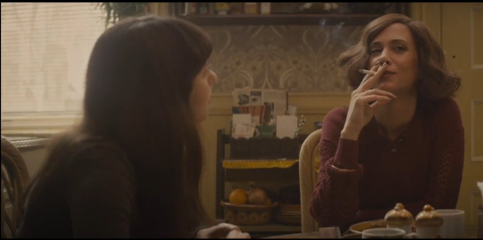 Kristen Wiig's Twisted Motherly Advice in THE DIARY OF A TEENAGE GIRL