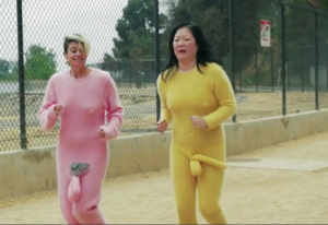 Peaches and Margaret Cho Want Your Dick in The Air