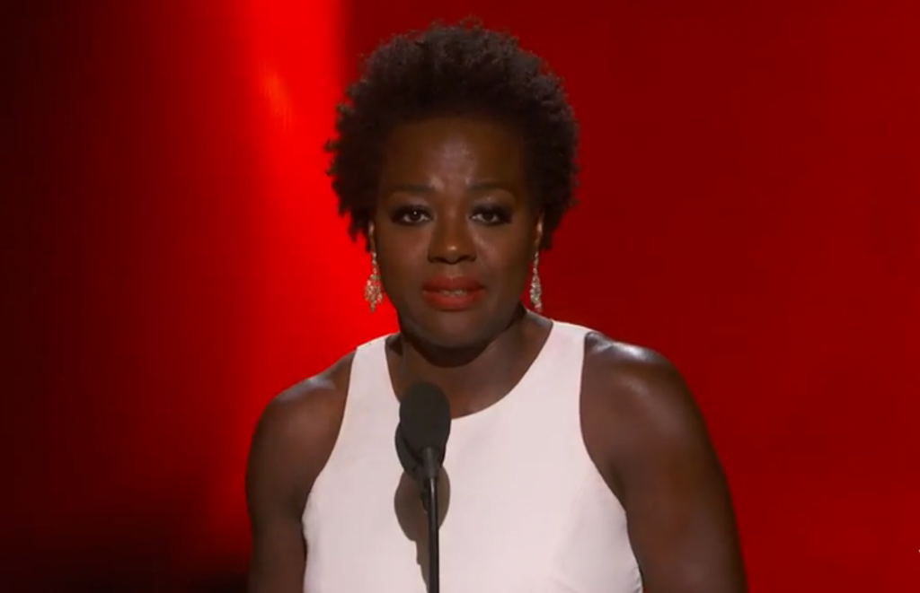 Viola Davis Makes Emmy History. What Took Us So Long?