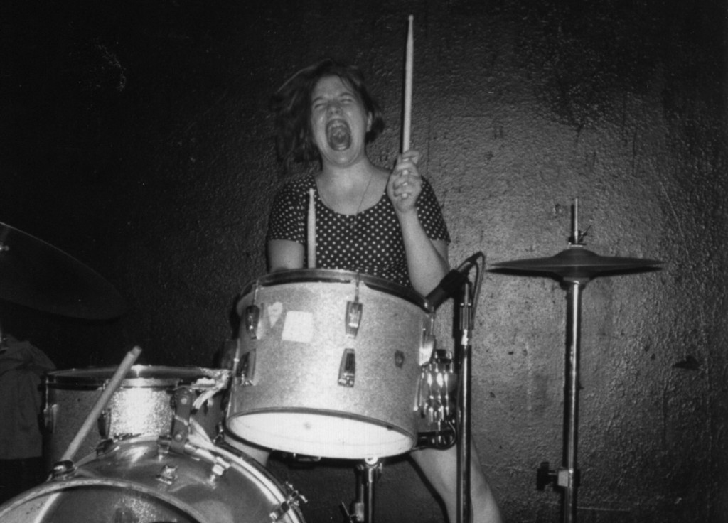 4 Questions for BIKINI KILL's Tobi Vail