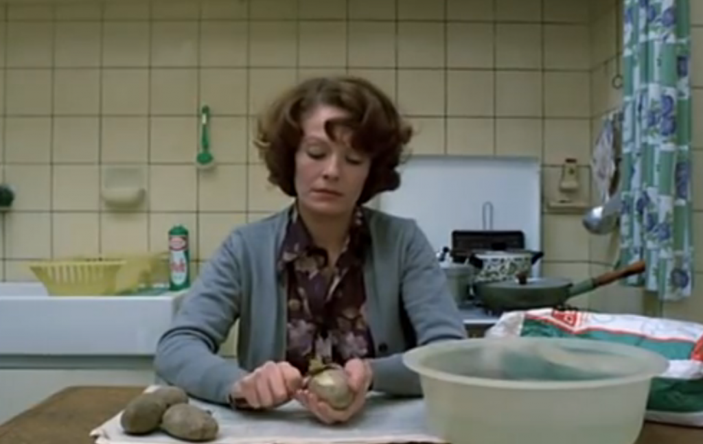 RIP Chantal Akerman (1950-2015)