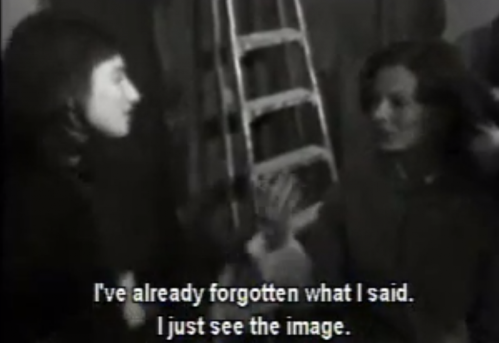 Chantal Akerman, Directing
