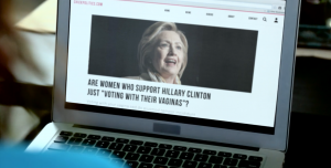 Voting With Your Vagina
