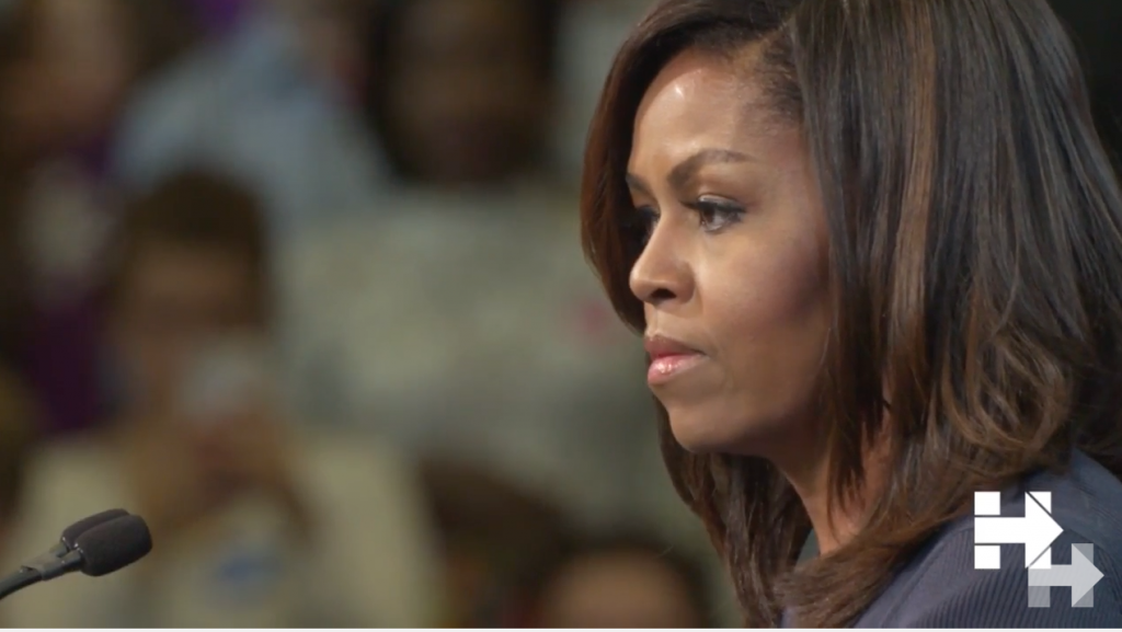 Michelle Obama: What's at Stake in This Election